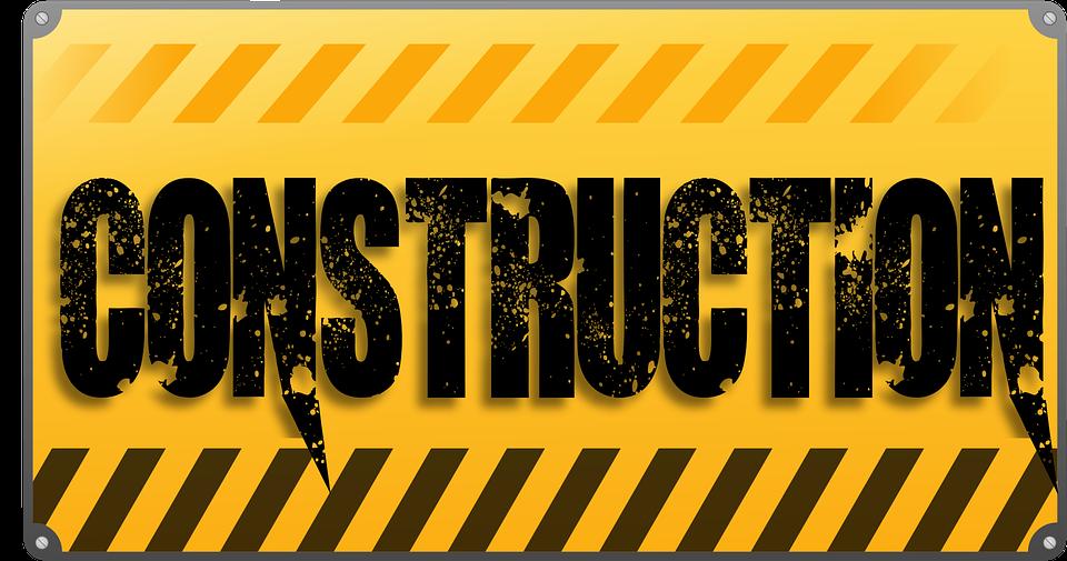 Construction warning